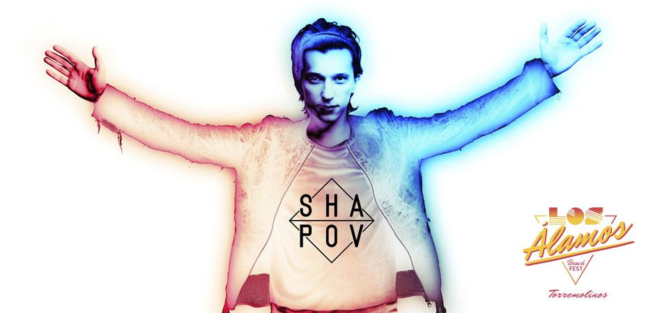 Photo of Shapov, confirmado para Los Álamos Beach Festival