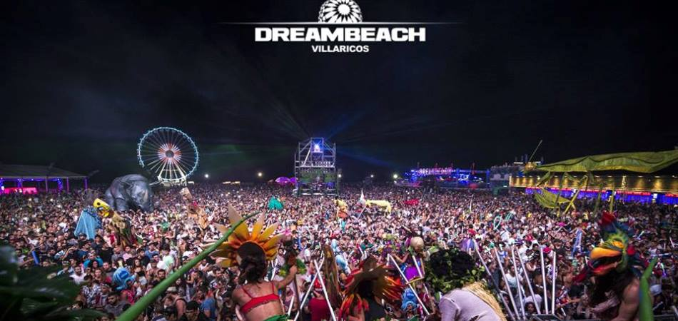 Photo of Nuevo avance de cartel de Dreambeach 2017