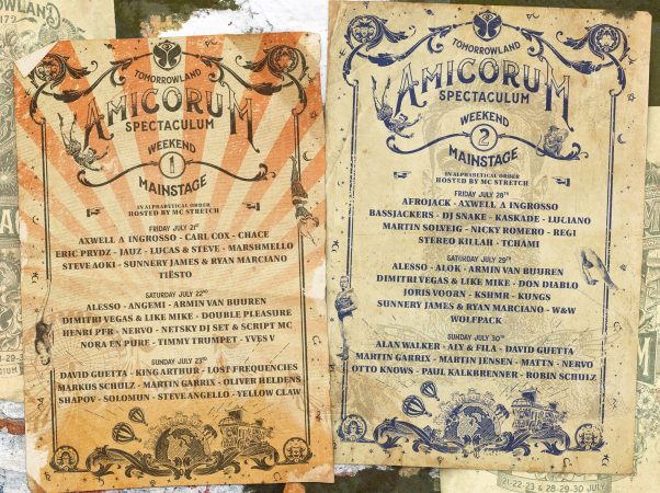 18451350_10154874814594177_7076183825812041111_o-602x450 Tomorrowland desvela los artistas para el 'Mainstage' de ambos fines de semana