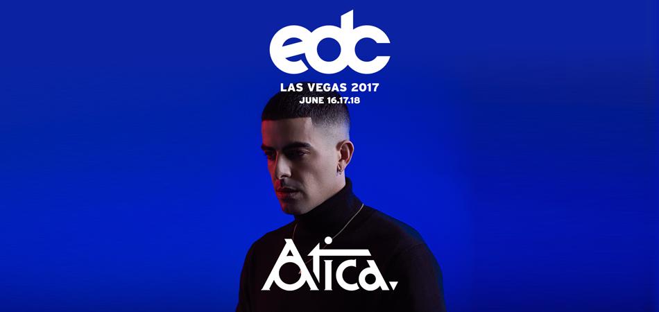 Photo of ATICA único español en EDC Las Vegas