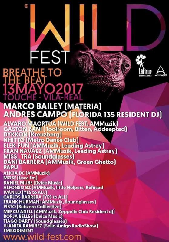 CARTEL-WILD-FEST-2017 Wild Fest 2017