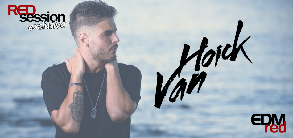Photo of REDsession: Van Hoick – [exclusiva EDMred] –