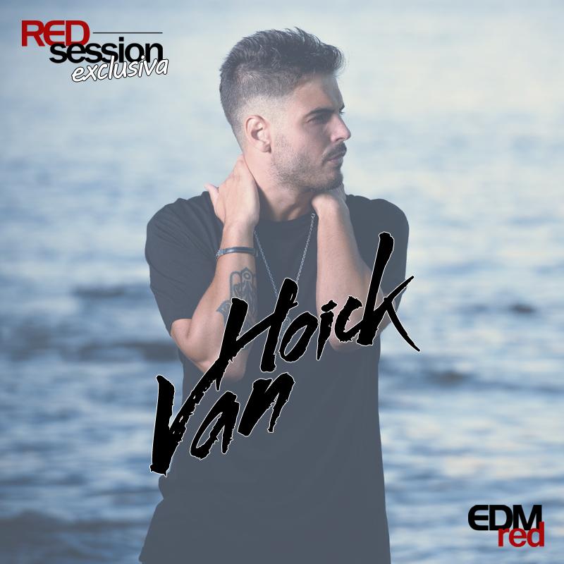 carátula-Van-Hoick-sesión-EDMred REDsession: Van Hoick - [exclusiva EDMred] -