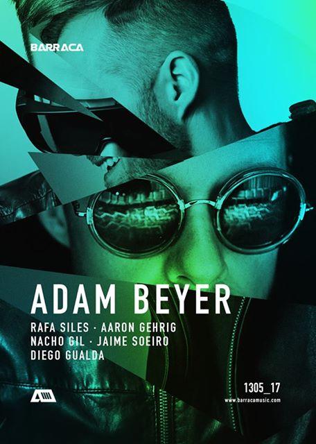 cartel-barraca-Adam-Beyer-EDMred Barraca echa el cierre a su temporada con Adam Beyer