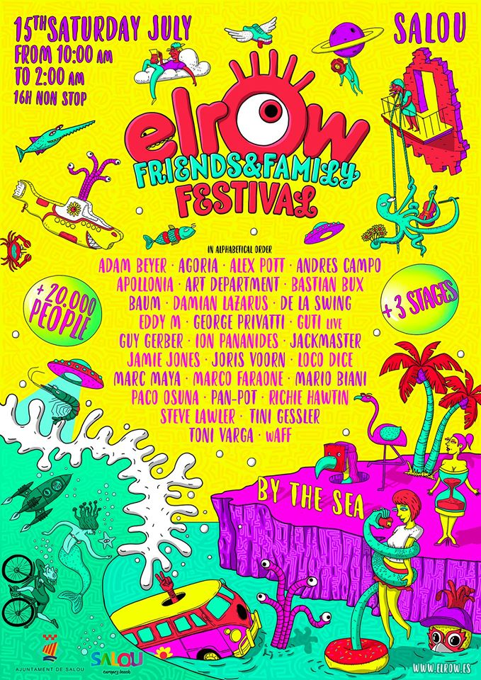 cartel-completo-elrow-FRIENDS-FAMILY-EDMred Espectacular confirmación para elrow Friends & Family