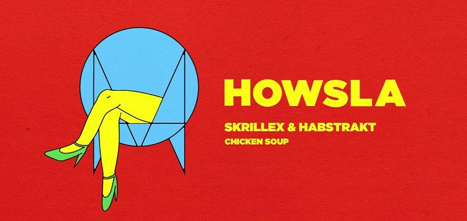 Photo of 'HOWSLA', el nuevo EP de Skrillex en colaboración con Joyryde, Habstrakt o Wiwek, entre otros