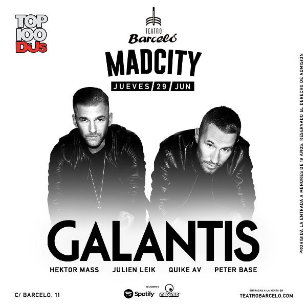 Galantis-en-Madcity-EDMred Galantis en Madrid en el cierre de temporada de Madcity