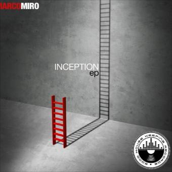 MARCO-MIRO-INCEPTION-EP-EDMred Marco Miro - 'Inception Ep'