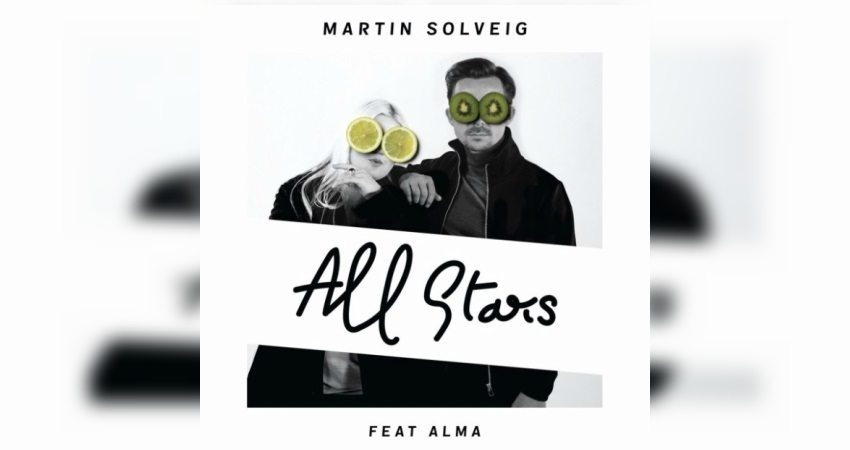 Photo of 'All Stars' – Martin Solveig feat. Alma