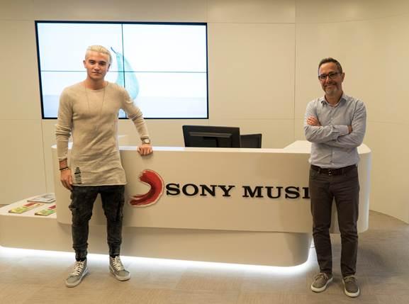 danny-avila-en-sony-music-EDMred Danny Avila ficha por Sony Music