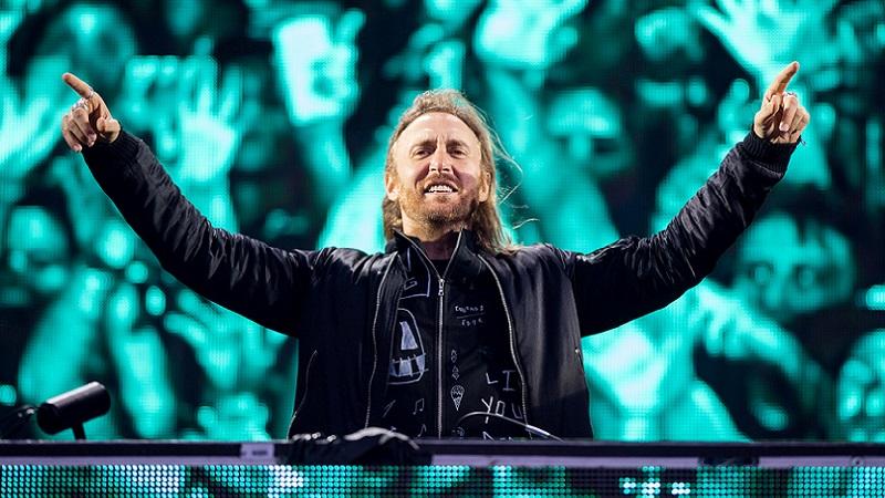David-Guetta Los 20 DJs con más apariciones en la historia de Ultra Music Festival