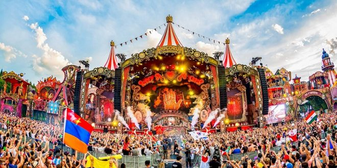 Tomorrowland 2018 ya tiene nombre: 'The story of Planaxis'