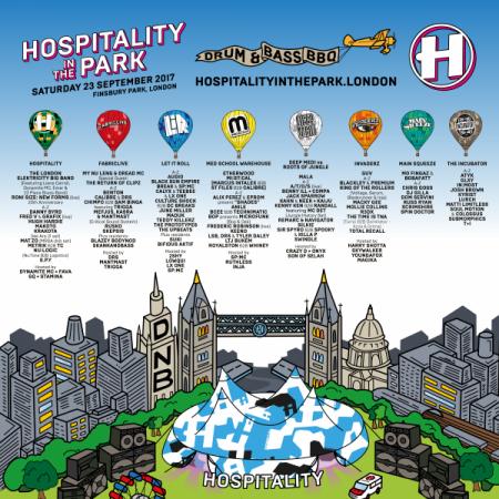 HITP17_SQ_RONI-01-600x600-450x450 Cinco artistas que no te puedes perder en Hospitality In The Park