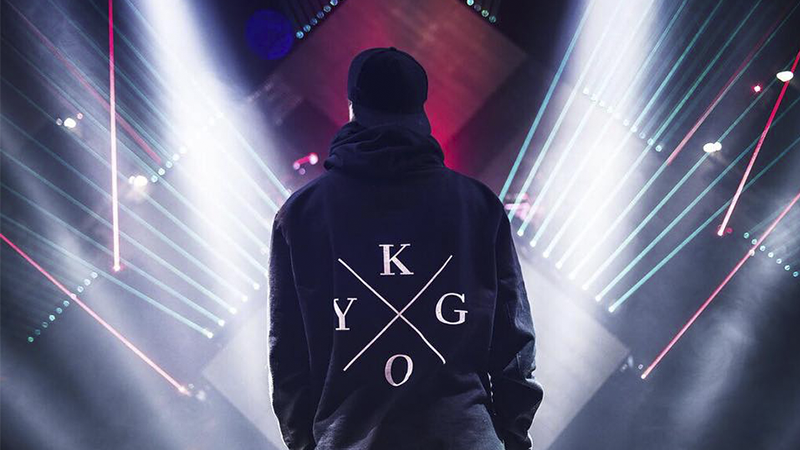 Kygo-Stole-the-Show-EDMred Palm Tree Records es el nuevo sello discográfico de Kygo