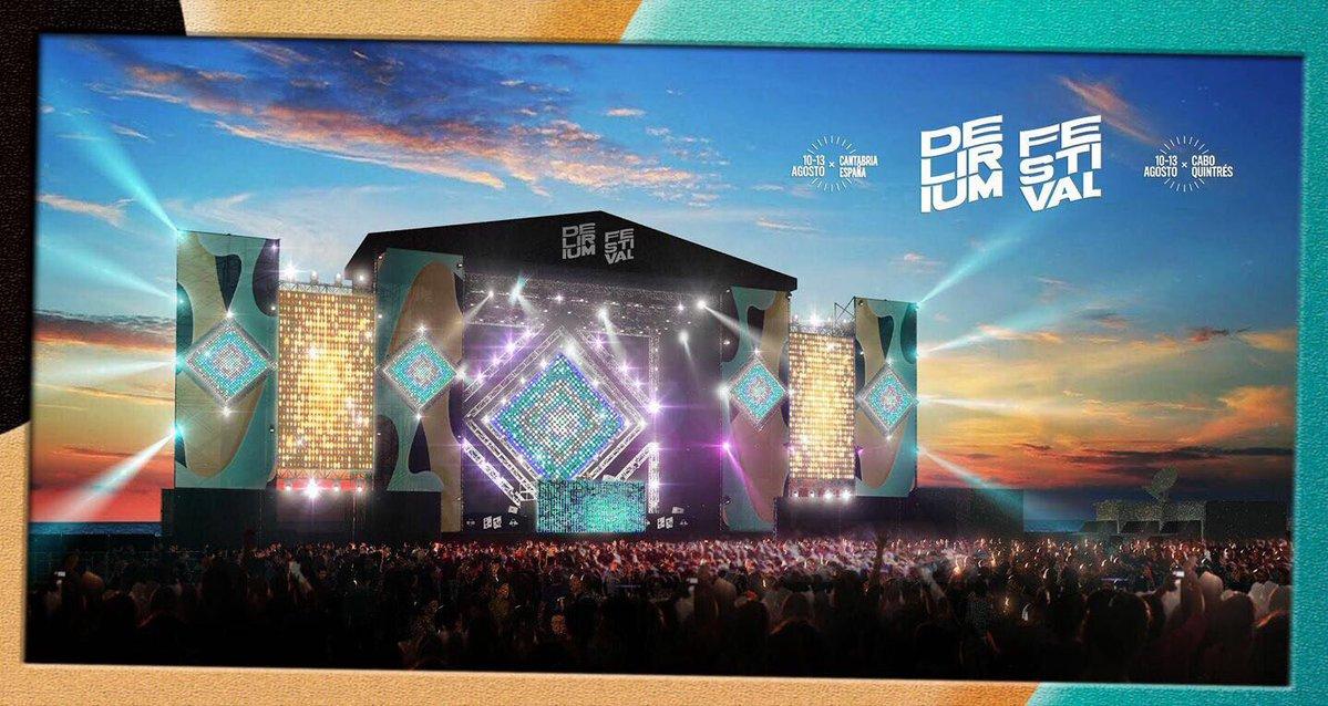 Photo of Delirium Festival, cartel completo y escenarios