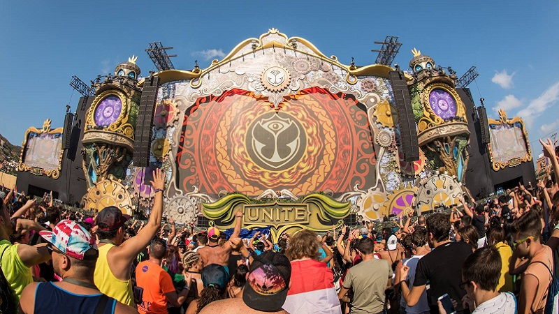 unite-with-tomorrowland-spain Cartel completo de UNITE with Tomorrowland Barcelona 2019