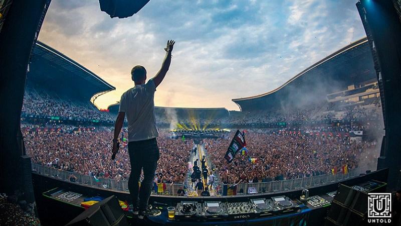 Armin-Van-Buuren-Untold-Festival Los 20 DJs con más apariciones en la historia de Ultra Music Festival