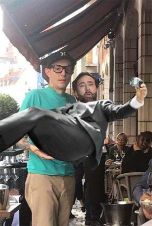 Deadmau5-Cage-2-304x450 Internet trolea a Deadmau5 y Nicolas Cage