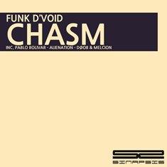 FUNK-D-VOID-CHASM-EDMred Sinapsis se estrena como sello con Funk D' Void y su 'Chasm EP'