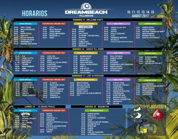 HORARIOS_Dreambeach2017-578x450 Dreambeach Villaricos revela sus horarios