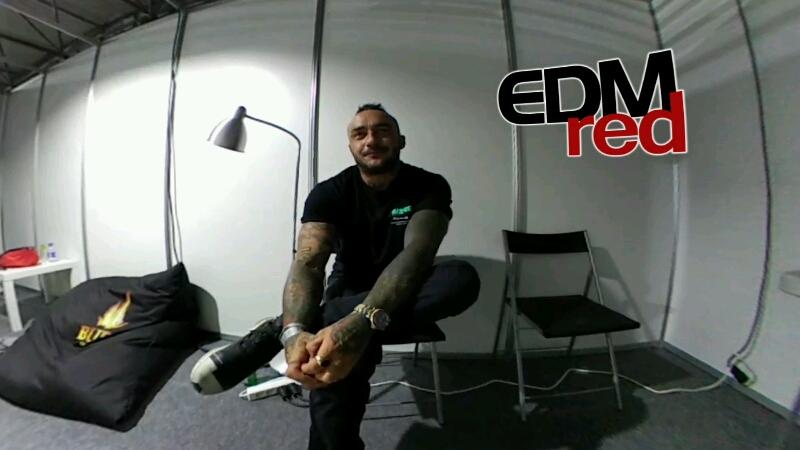 Photo of Entrevista EDMred: DJ Nano ⊗ VR 360°
