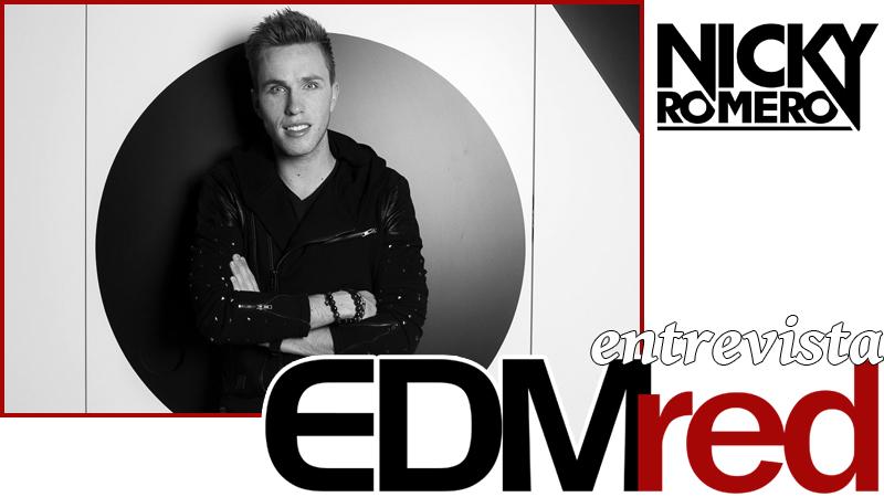 Photo of Entrevista EDMRed: Nicky Romero