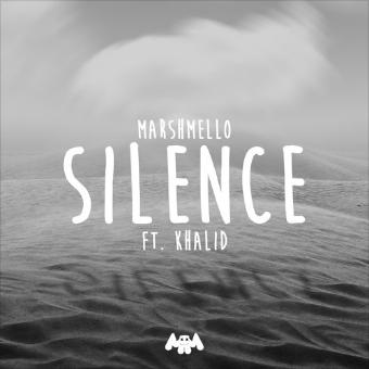 marshmello-silence-EDMred Marshmello - Silence