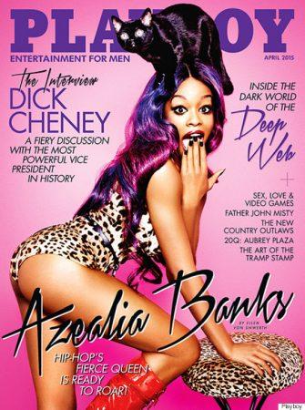 o-AZEALIA-BANKS-570-335x450 Halsey en Playboy