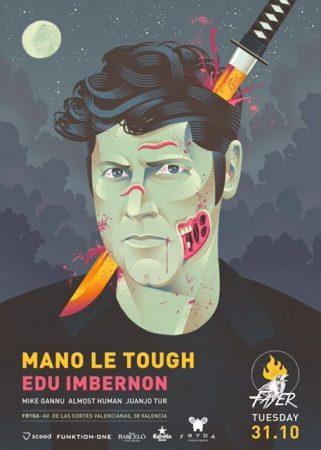 21768196_1712293815481628_799277940040848556_n-321x450 Mano Le Tough actuará en Valencia el 31 de octubre