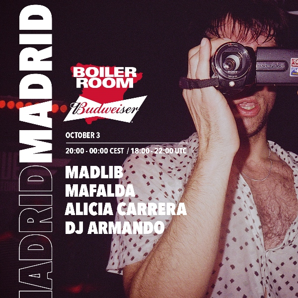 BUD_SQUARE_FLYER Boiler Room visita Madrid