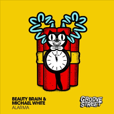 Beauty-Brain-Michael-White-Alarma-EDMred Beauty Brain & Michael White - Alarma