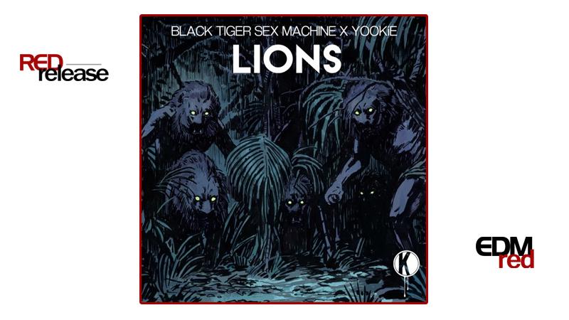 Photo of Black Tiger Sex Machine x YOOKiE – Lions