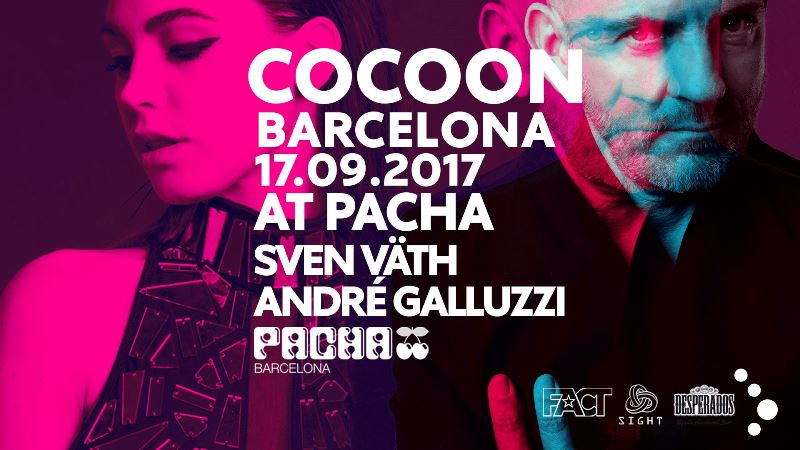 Photo of Cocoon de Sven Väth tiene una cita en Pachá Barcelona