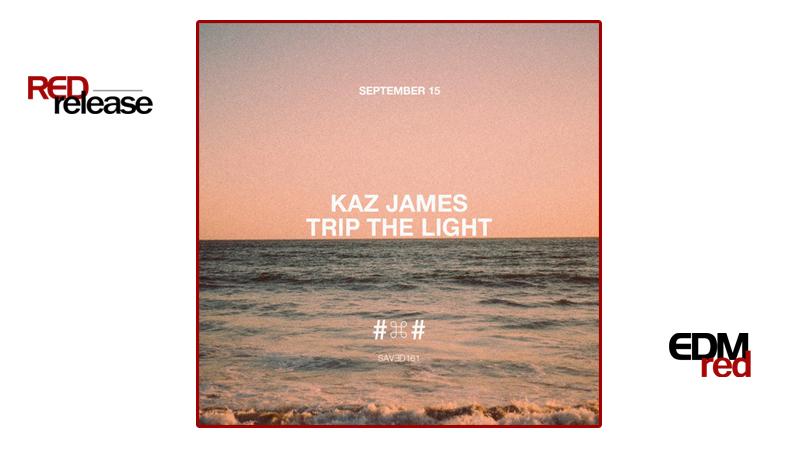 Photo of Kaz James – Trip The Light