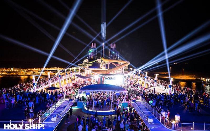 Photo of Holy Ship desvela su line up para 2018