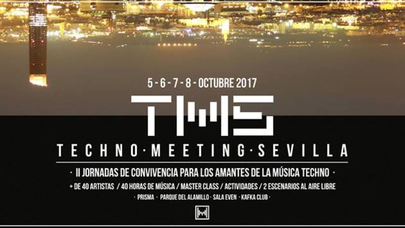 Photo of Techno Meeting Sevilla ya tiene cartel completo