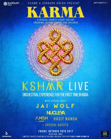 22581962_2006488649632757_5152677719619665920_n-360x450 KSHMR realizará un concierto benéfico en su tour por la India