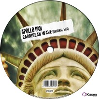 Apollo-Pan-Carribean-Wave House de calidad para el debut de Apollo Pan en Kaisen Records