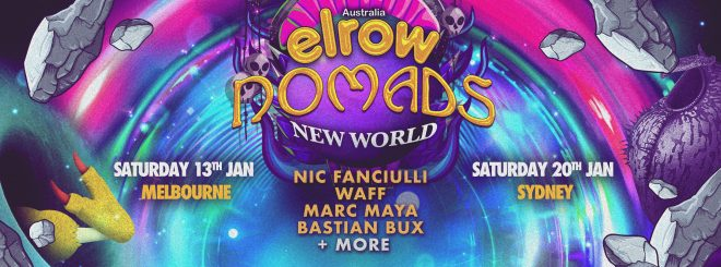 NOMADS-AUSTRALIA-EDMred Elrow llega a las antípodas