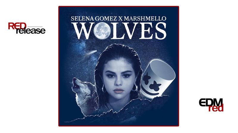 Photo of Selena Gomez x Marshmello – Wolves