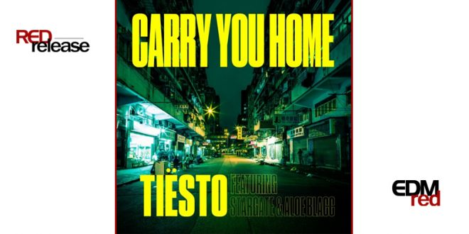 Tiesto Carry You Home Tiesto S Big Room Extended Mix Download