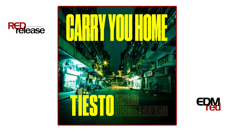 Photo of Tiësto ft. Stargate & Aloe Blacc – Carry You Home