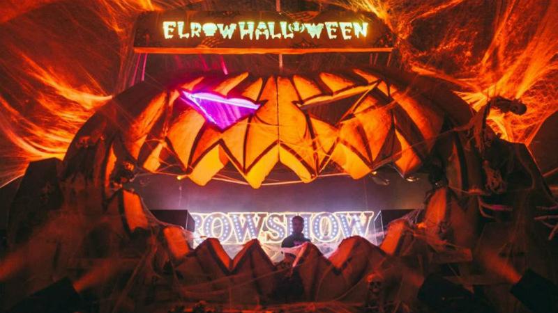 Photo of Elrow prepara un Halloween de miedo en Barcelona