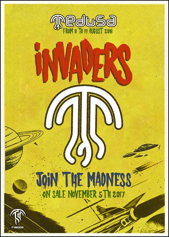 medusa_INVADERS_baja Los 'Invaders' llegan a Medusa Sunbeach Festival 2018