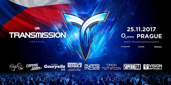 Nos vamos a Praga: Transmission Festival 2017