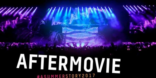 Aftermovie A Summer Story 2017
