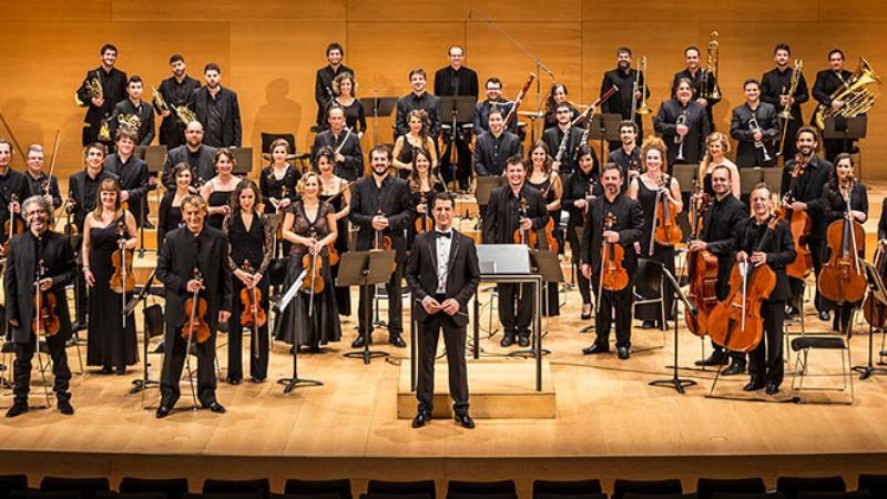 Photo of 'Maestro' lleva la electrónica a un concierto sinfónico