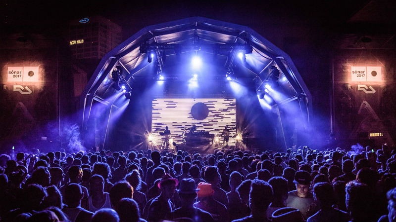 Photo of Sónar 2018 anuncia a sus primeros headliners
