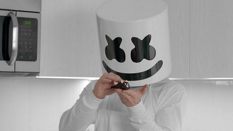 Photo of Cocina con Marshmello: nuevo ataque a deadmau5