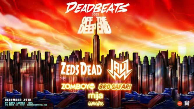 59f7e064e709bb743f4cdb54-1509466297 Jauz y Zeds Dead anuncian colaboración y tour juntos